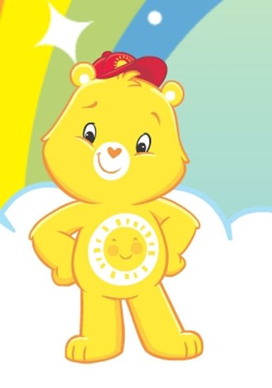Care funshine bear pinterest. Bears clipart chibi