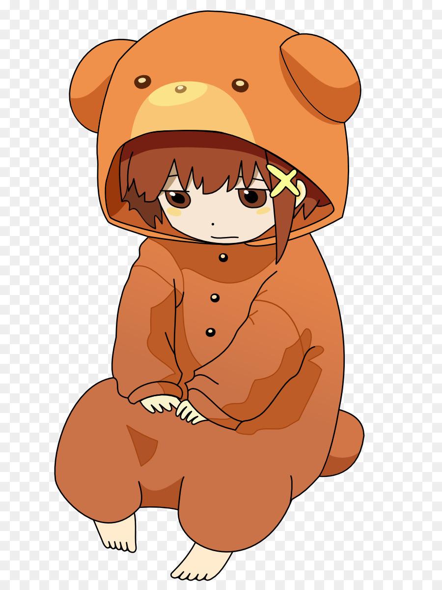 chan anime manga. Bears clipart chibi