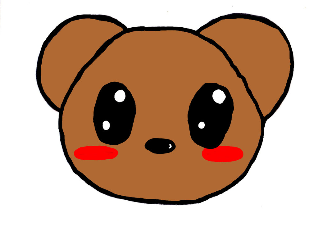 Bear new icon by. Bears clipart chibi