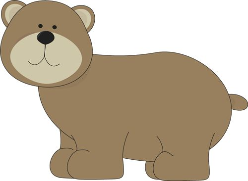 Bears clipart clip art. Brown bear and cliparting