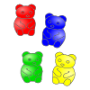 Bears clipart counting. Pictures for classroom and