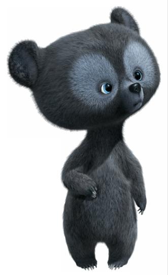 Bears clipart friendly. Disney brave clip art