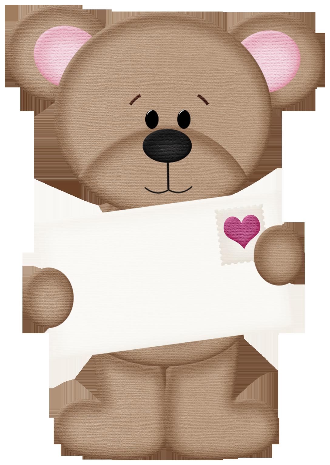 Bears clipart happy birthday. Valentine bear png r