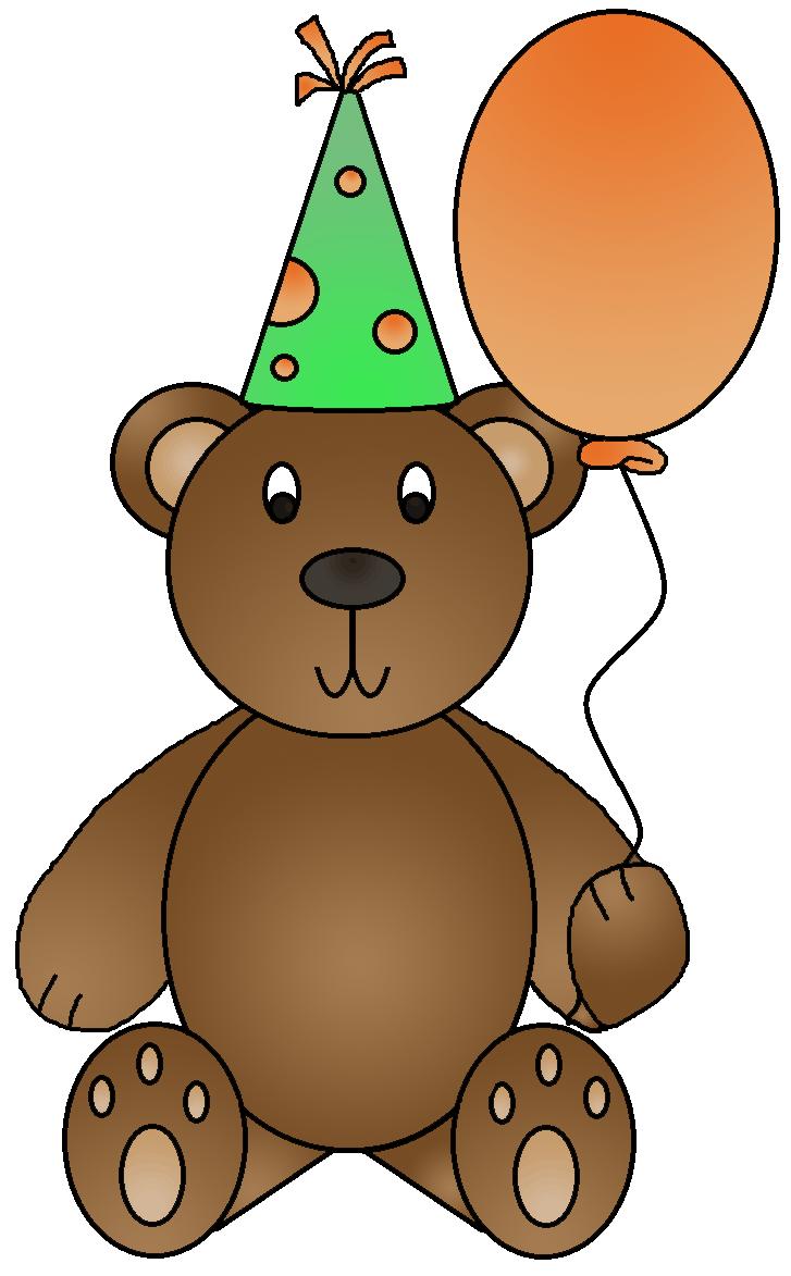 Bear atletischsport . Bears clipart happy birthday