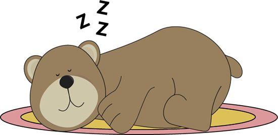 Free hibernation cliparts download. Bears clipart hibernating