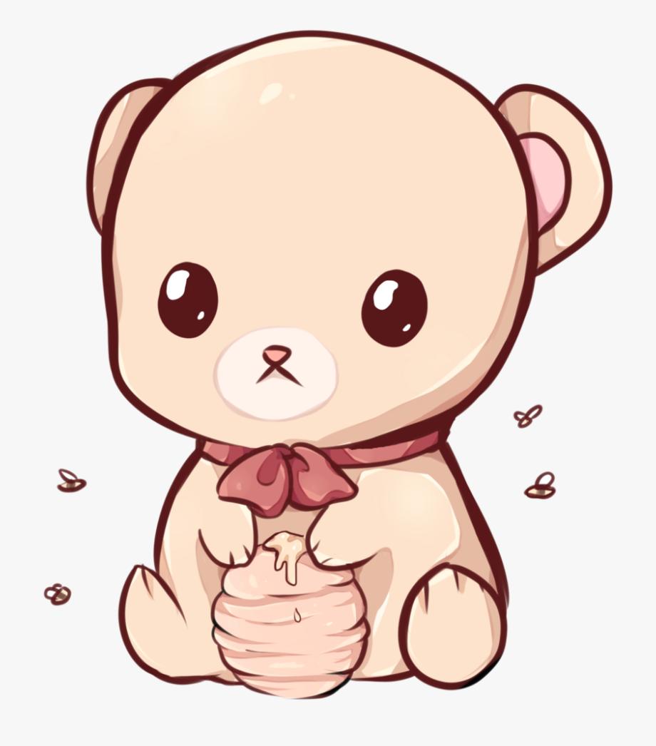 Bears clipart kawaii. Cute bear drawings cliparts