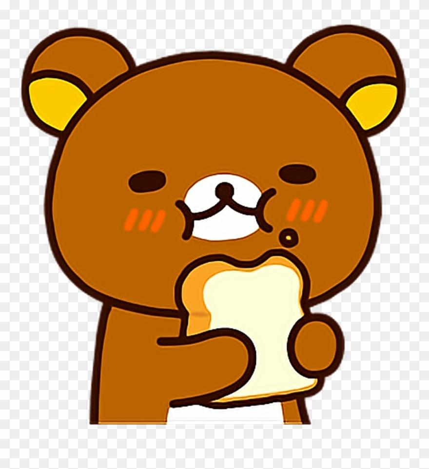 Bear rilakkuma sweet oso. Bears clipart kawaii