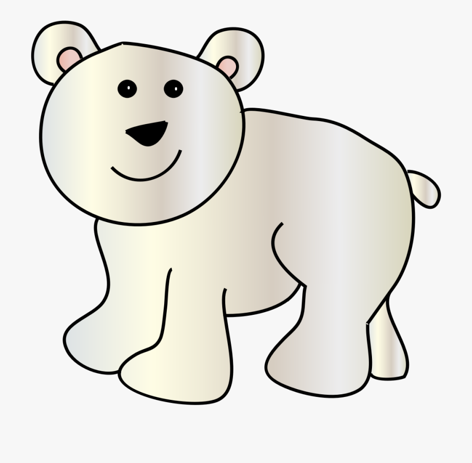 Bears clipart polar bear. Clip art and clipartix