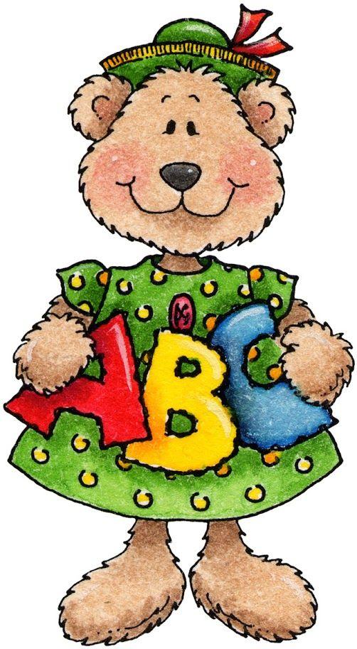 Bears clipart preschool.  best clip art