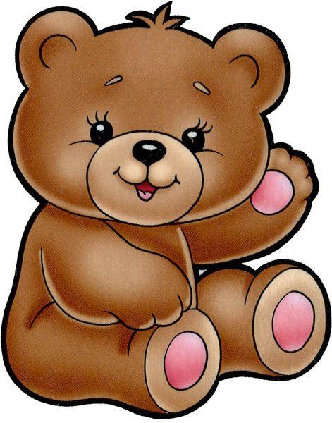 Bears clipart printable. Free teddy bear clip