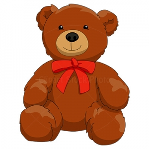 Teddy bear panda free. Bears clipart red