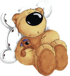 best sweet dreams. Bears clipart sleeping