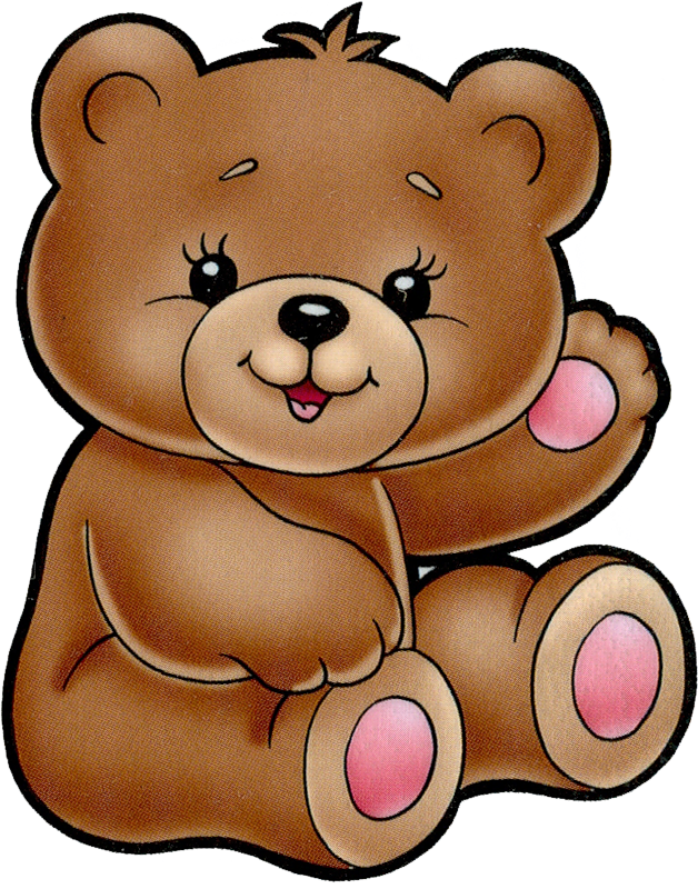 Teddy bear clip art. Clipart math bears