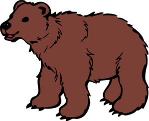 Roaring free images clipartix. Bear clipart