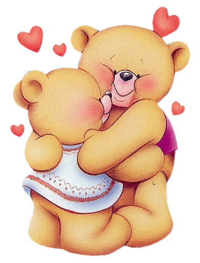 Bears clipart valentines. Valentine teddy png picture