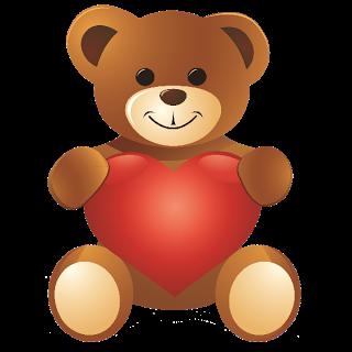 Bears clipart valentines. Free valentine bear cliparts