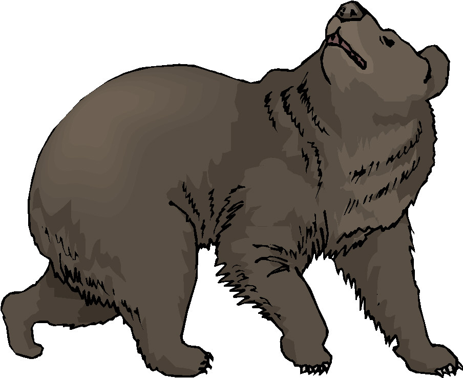 Bears clip art farm. Bear clipart sloth bear