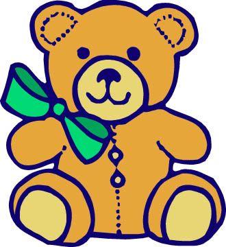 Bears clipart yellow.  best clip art