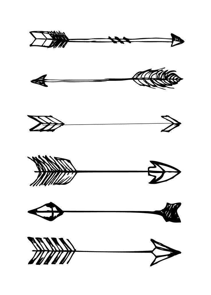 Beautiful clipart arrow.  best design elements