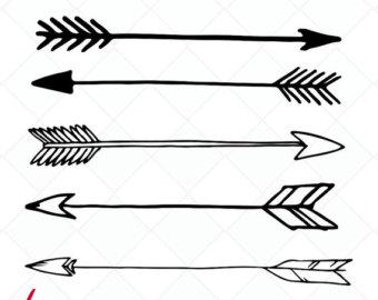 Arrows clipart decorative. Clip art etsy au