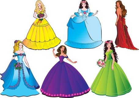 Beautiful clipart beautiful princess. Clip art library