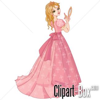 Beautiful clipart beautiful princess. Little girl