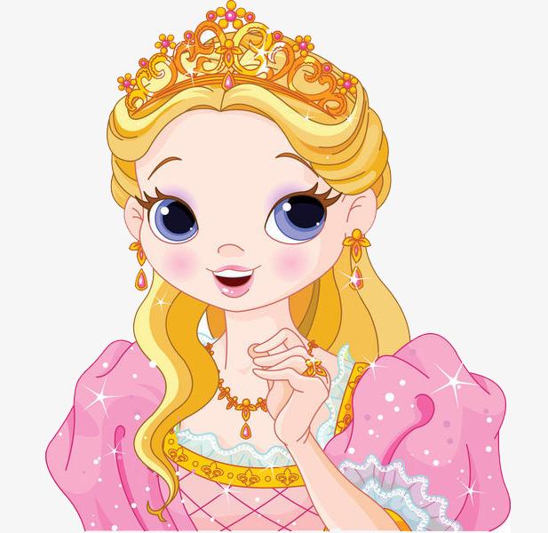 Cartoon png image and. Beautiful clipart beautiful princess