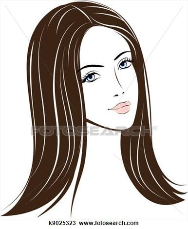 Beauty clipart beautiful lady. Clip art woman