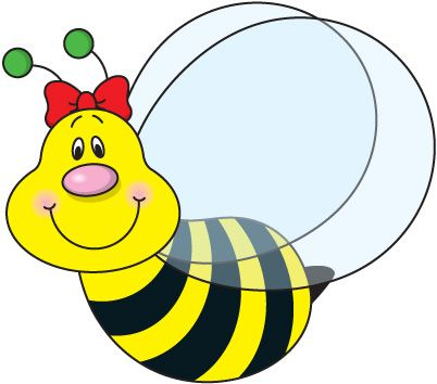 Beautiful clipart bee. You are ovis jelek