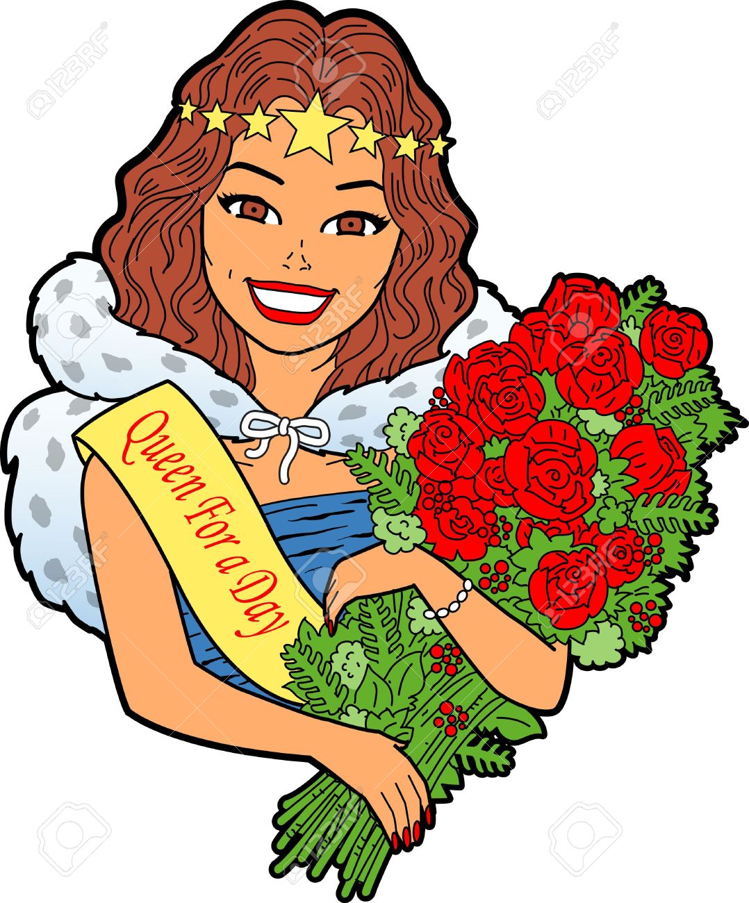 Beautiful clipart beuty. Sash pencil and in