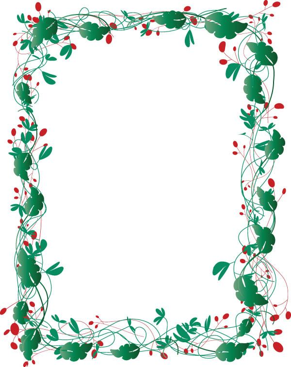 Borders and frames wallpapers. Beautiful clipart border