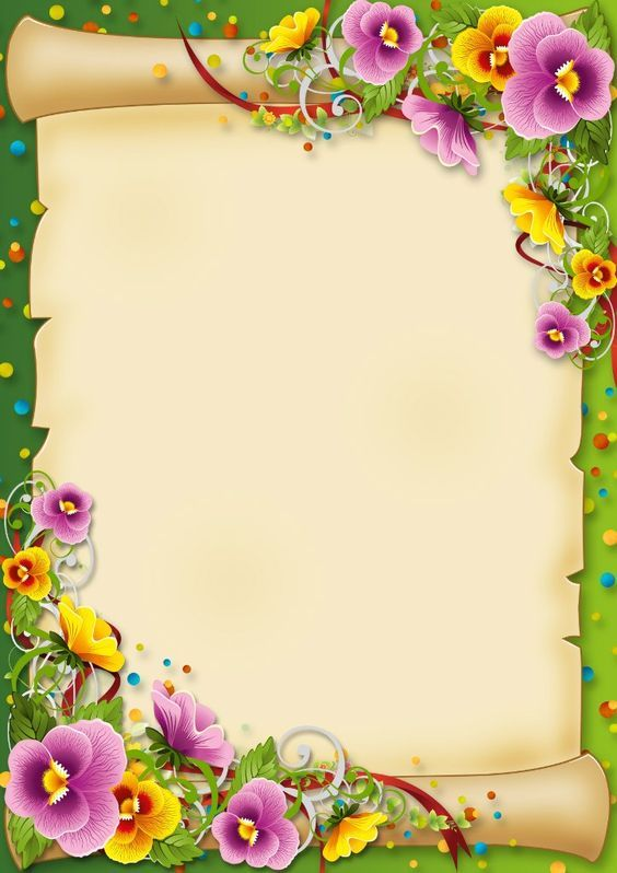 Beautiful clipart border. Pin by shaheen shafique