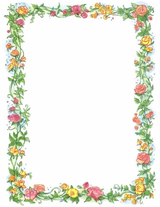 Beautiful clipart border. Vintage frame clip art