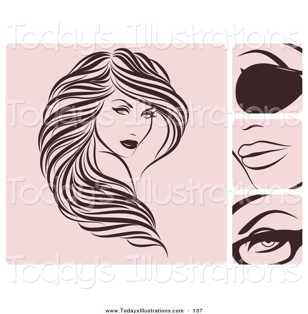 Beautiful Clipart Brown Hair Beautiful Brown Hair - beautiful browm hair for beautiful people roblox code