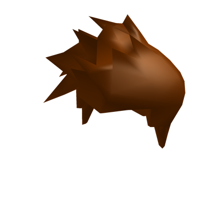 Beautiful clipart brown hair. For people roblox