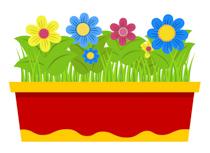 Beautiful clipart bunch. Free flowers clip art