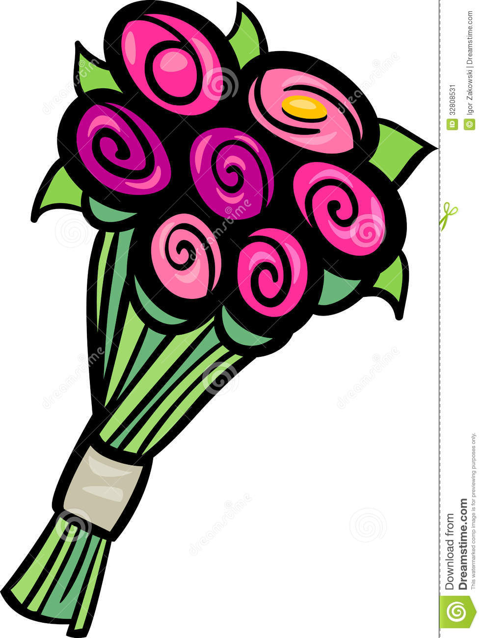 Beautiful clipart bunch. Flower bouquet black and