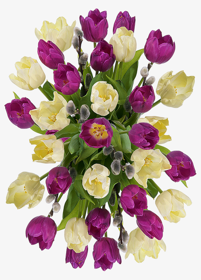 Beautiful clipart bunch. A bouquet of flowers