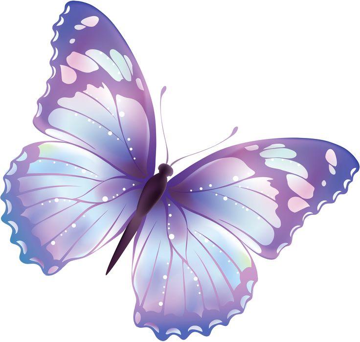 Butterfly clipart enchanted.  best aleah butterflies