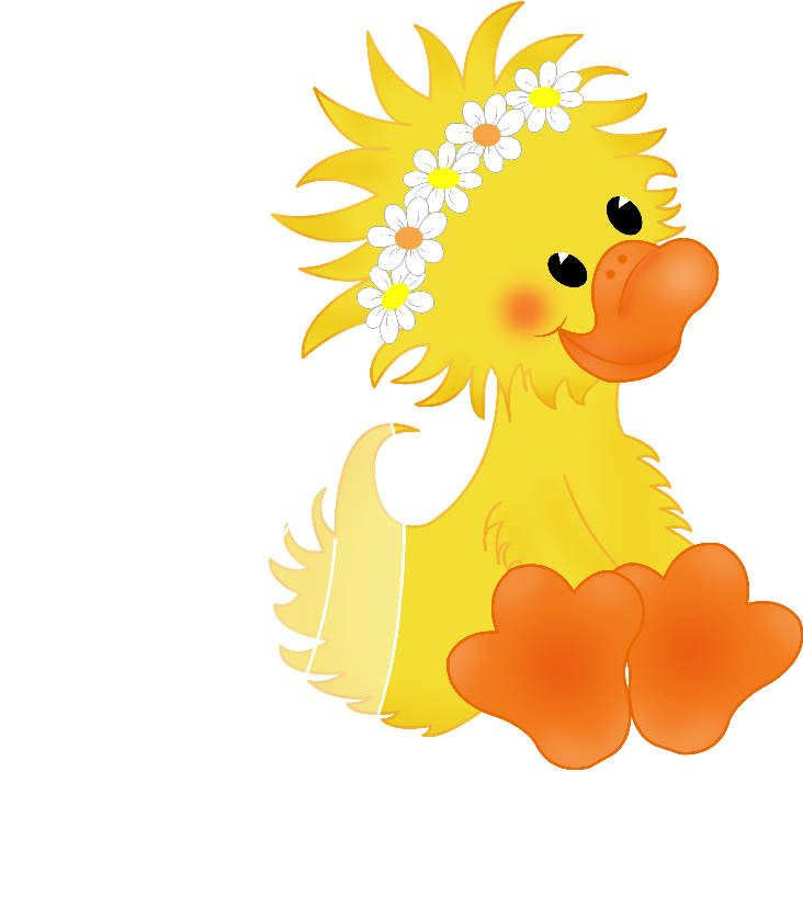 Beautiful clipart duck.  best patitos images