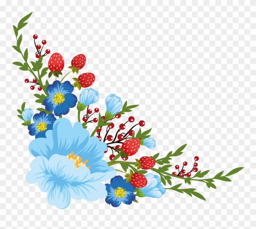 Design clipart beautiful. Flowers my decoupage pinterest