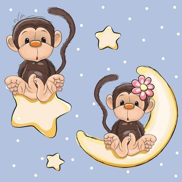 Beautiful clipart monkey.  best ny images