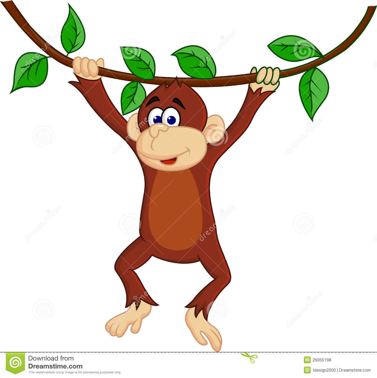 Cute monkeys thatswhatsup clip. Beautiful clipart monkey