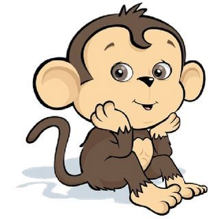 Beautiful clipart monkey. Caymus tattoo lover trippy