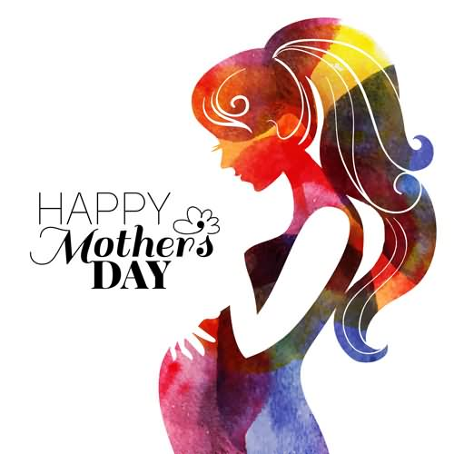 awesome mother wish. Beautiful clipart mothers day