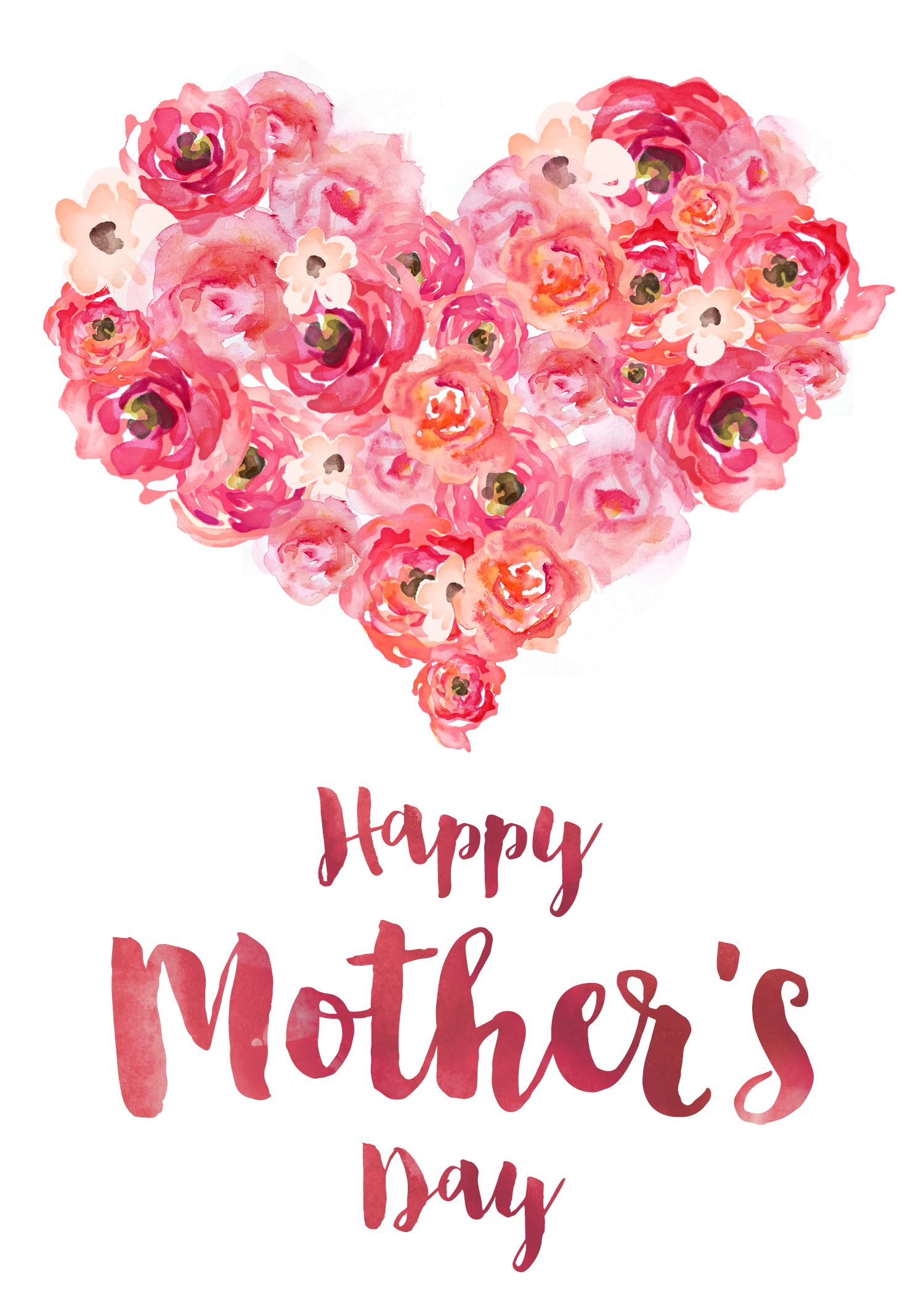 Beautiful clipart mothers day. Customized banner captions free