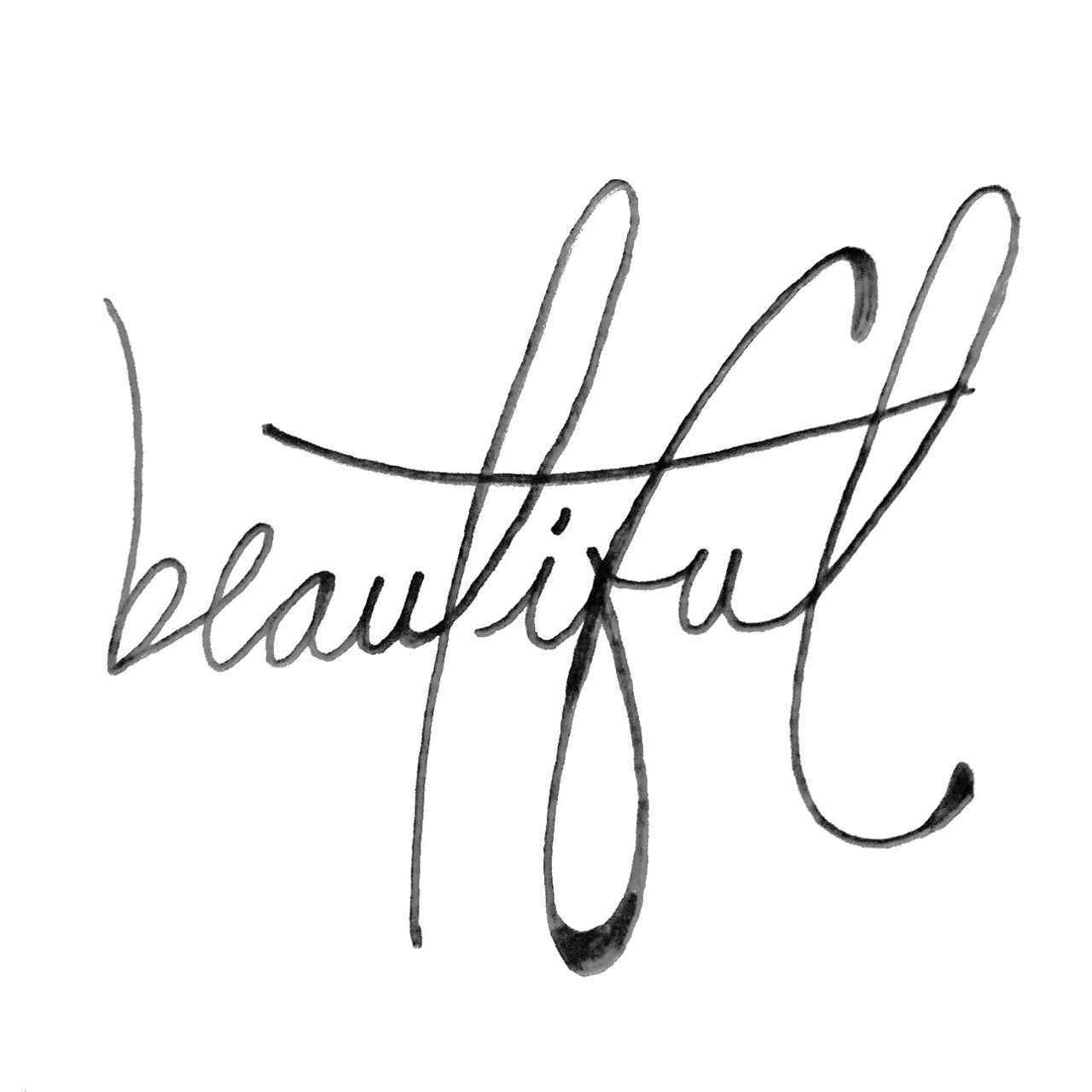 Beautiful clipart pretty word.  images about words