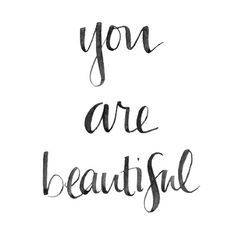 Beautiful clipart pretty word.  collection of you