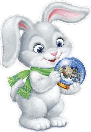 Beautiful clipart rabbit.  best images on
