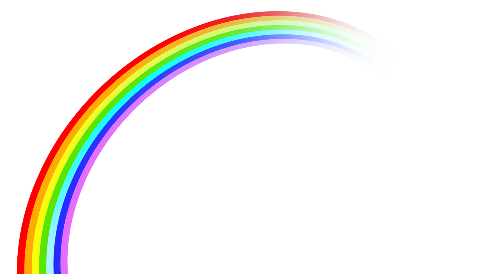 Beautiful png mart. Pathway clipart rainbow